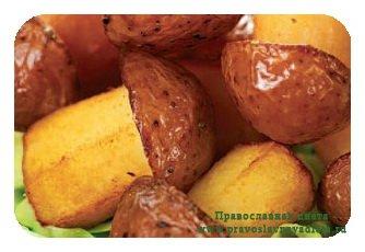«Грибы» из картофеля